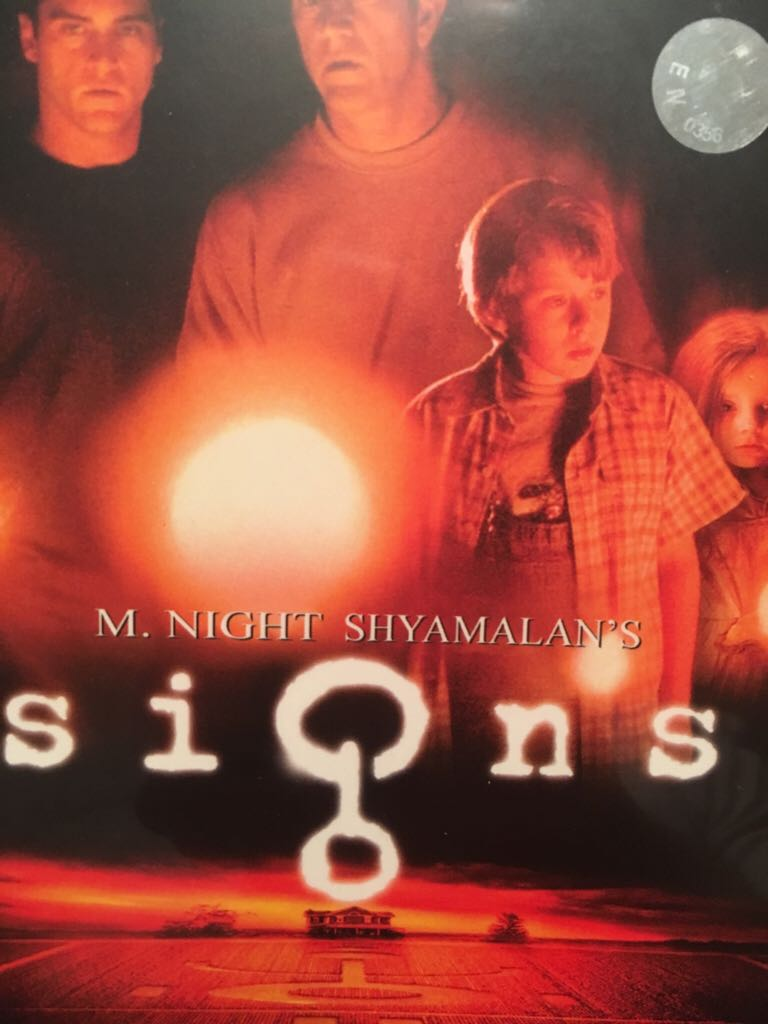 Signs -  cover