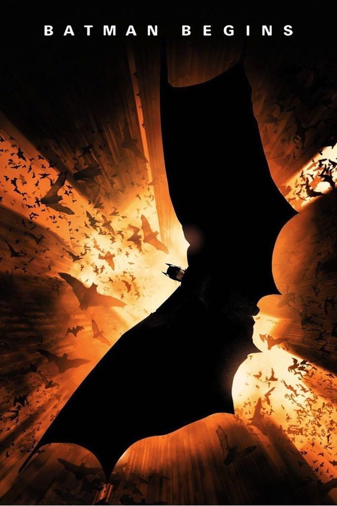 Batman Begins -  cover