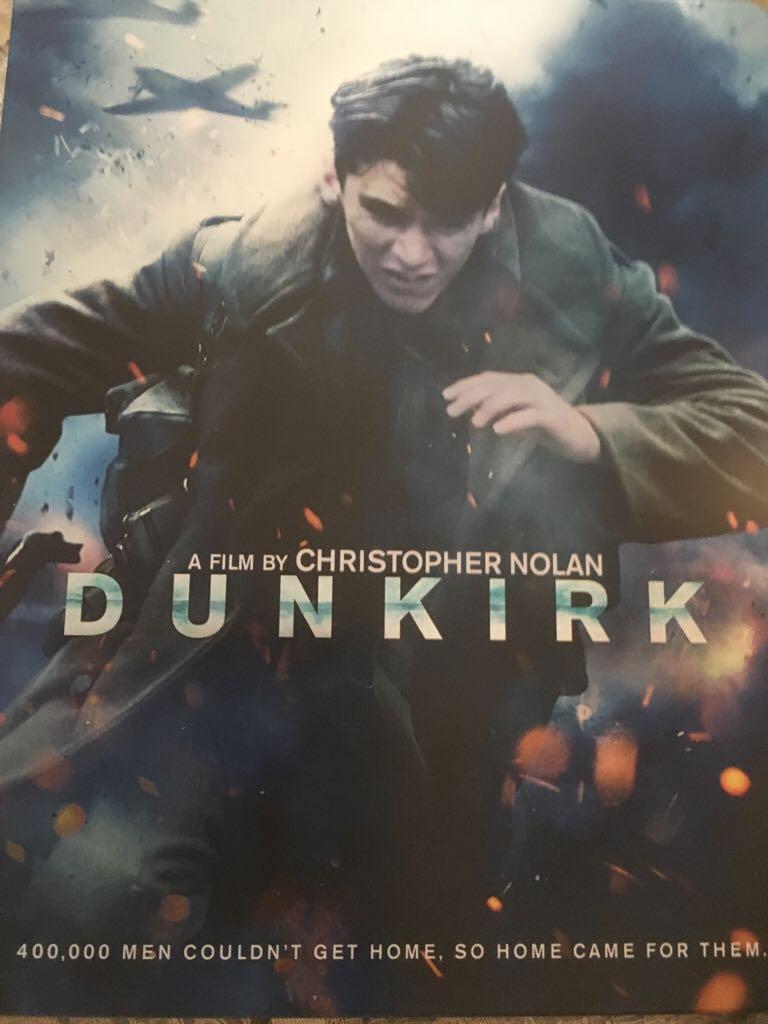 Dunkirk Stillbook  -  cover