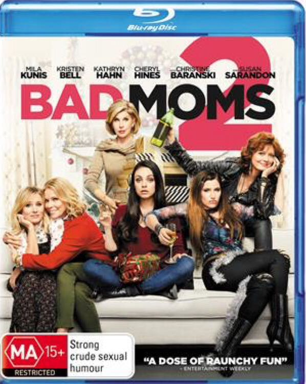 Bad Moms 2 -  cover