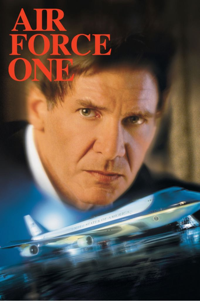 Air Force One -  cover