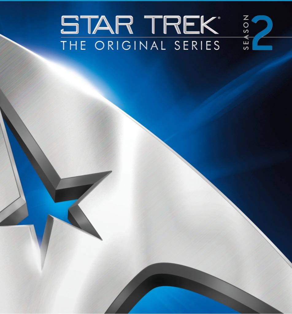 Star Trek: The Original Series (season 2) -  cover