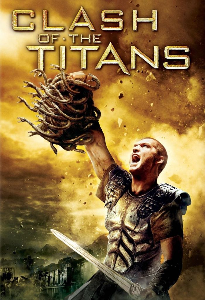 Clash of the Titans -  cover