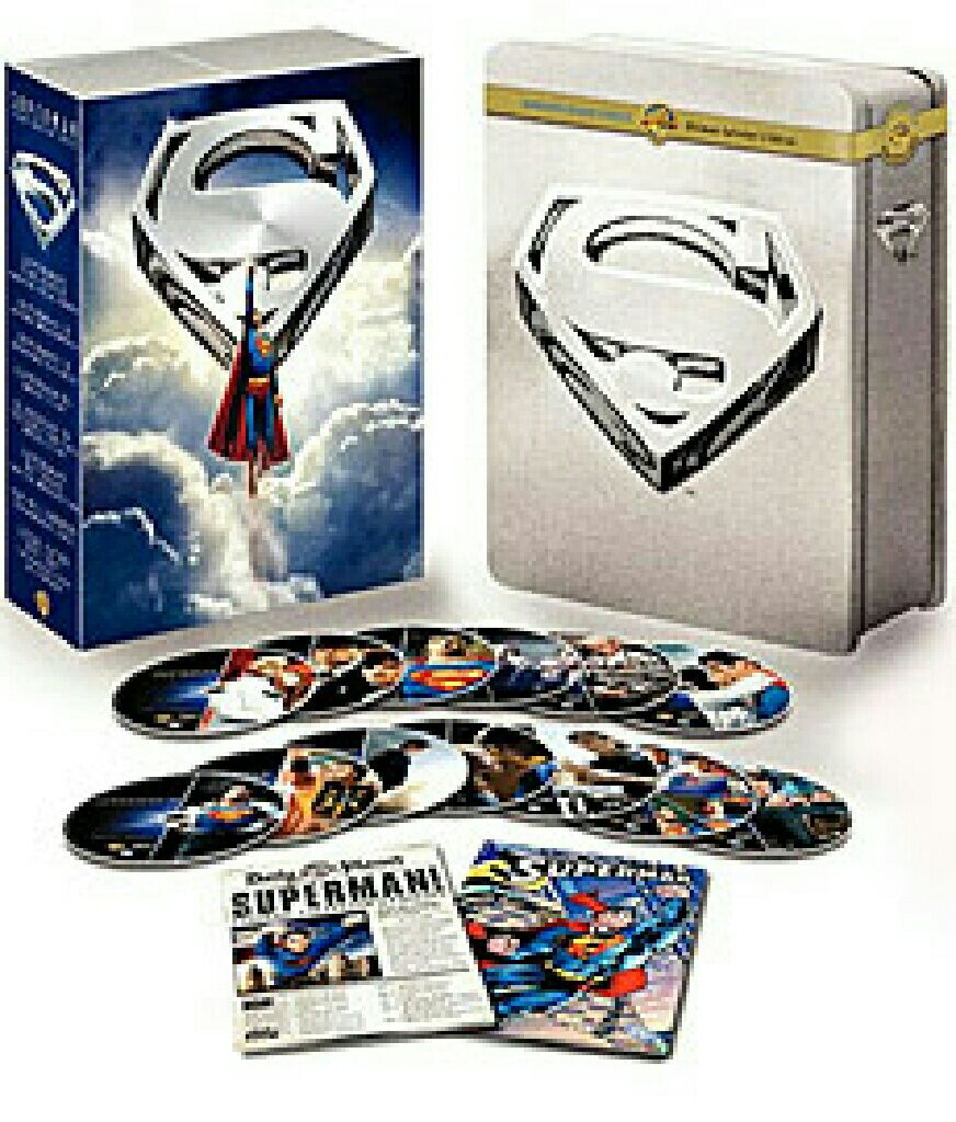Superman Collection -  cover