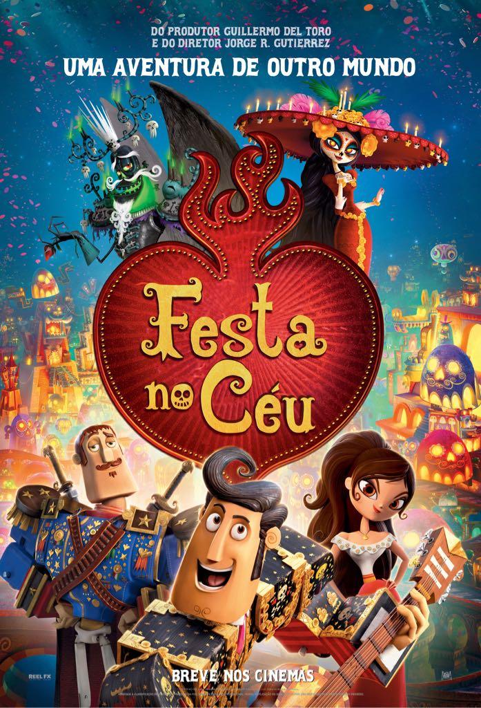 Festa No Céu -  cover