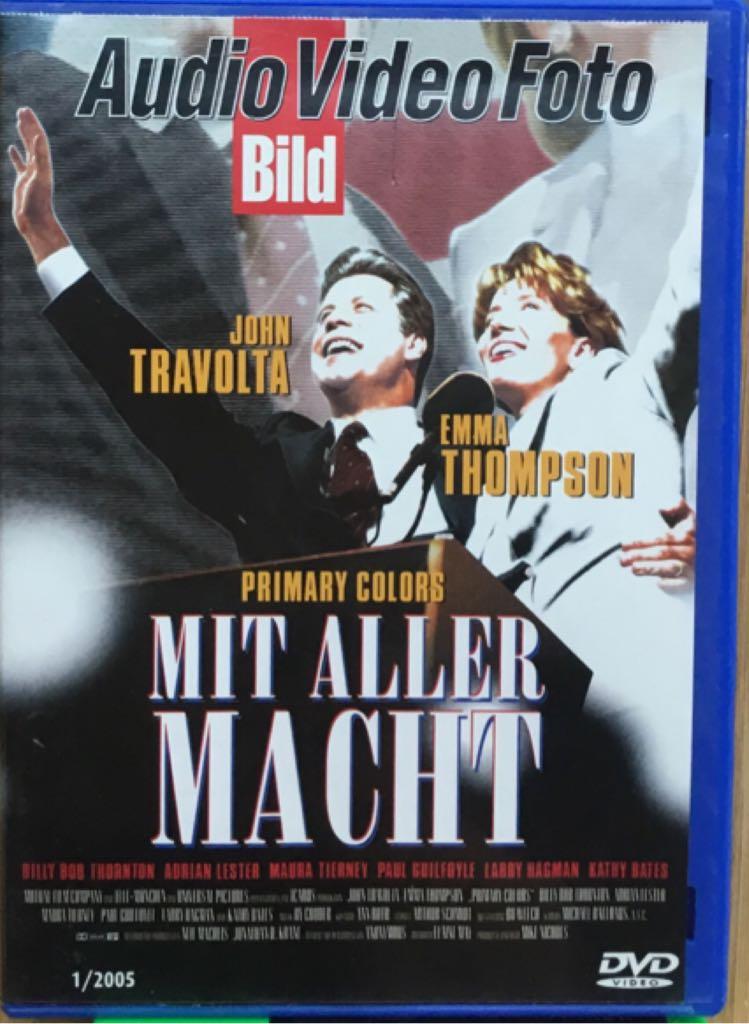 Mit Aller Macht -  cover