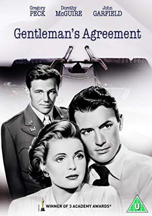 Gentleman's Agreement -  cover