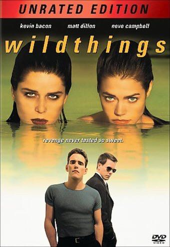 Wildthings -  cover