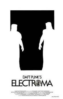 Daft Punk's Electroma -  cover