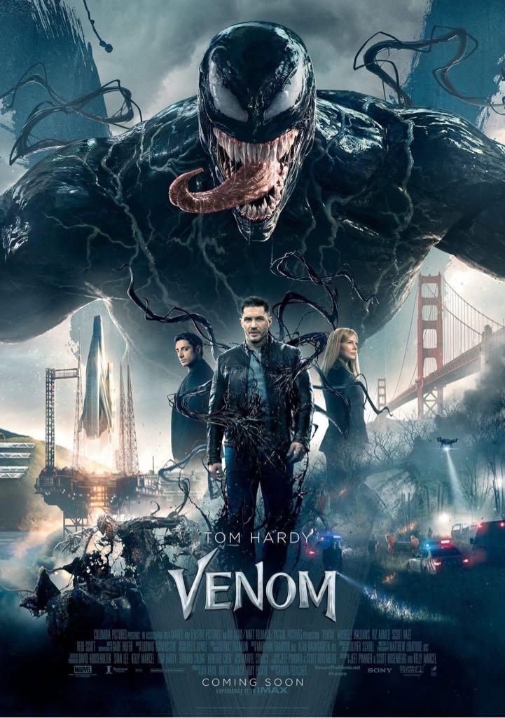Venom -  cover
