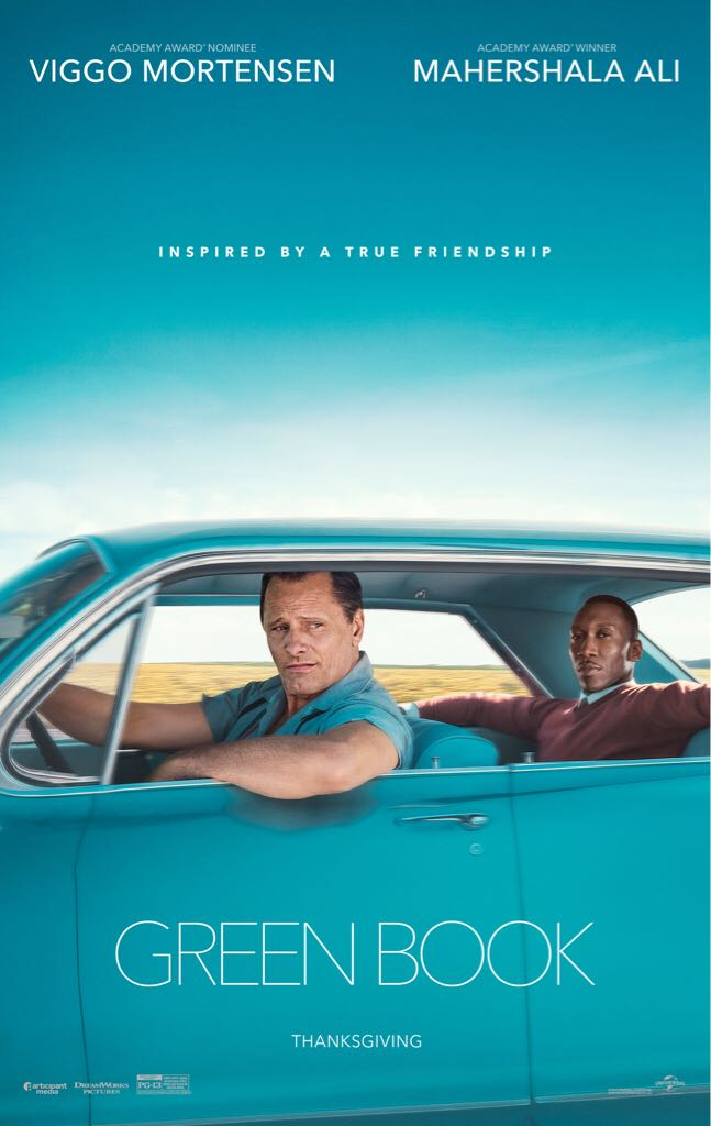 Green Book -  cover