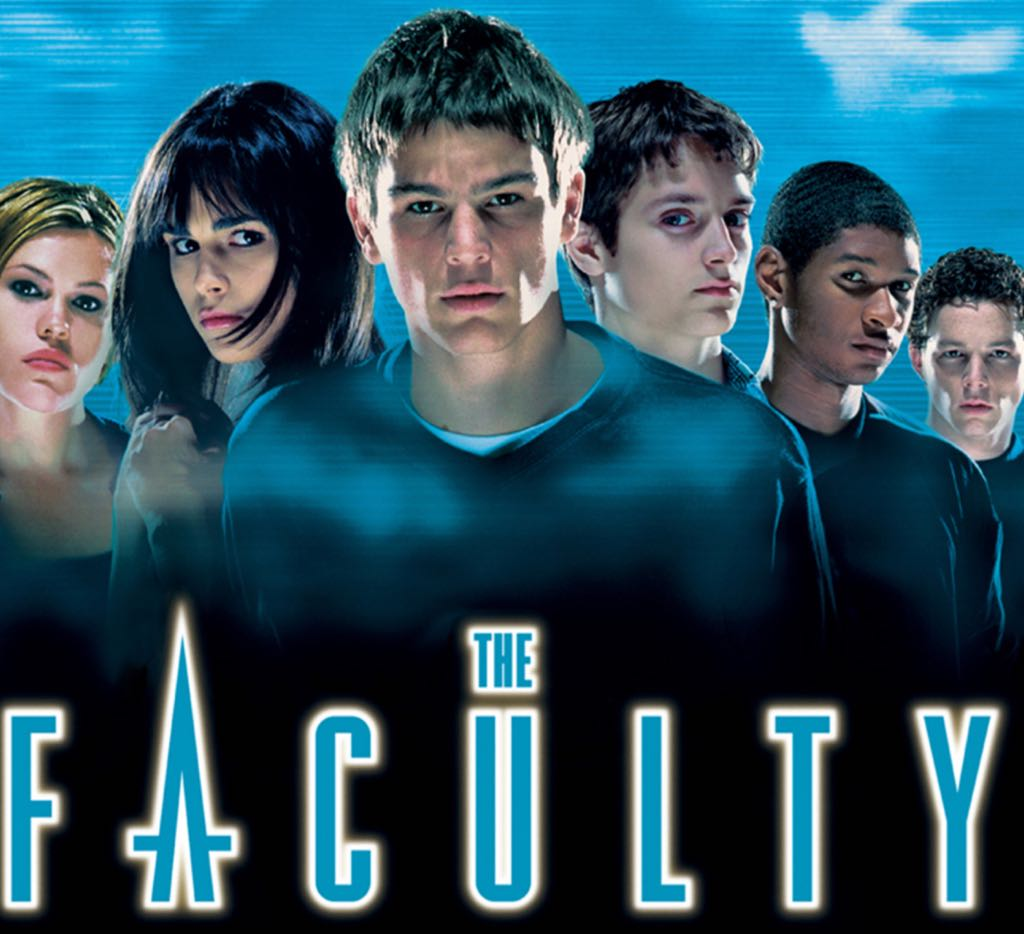 The Faculty -  cover