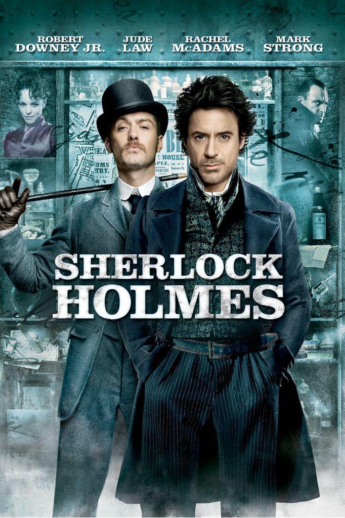 Sherlock Holmes -  cover