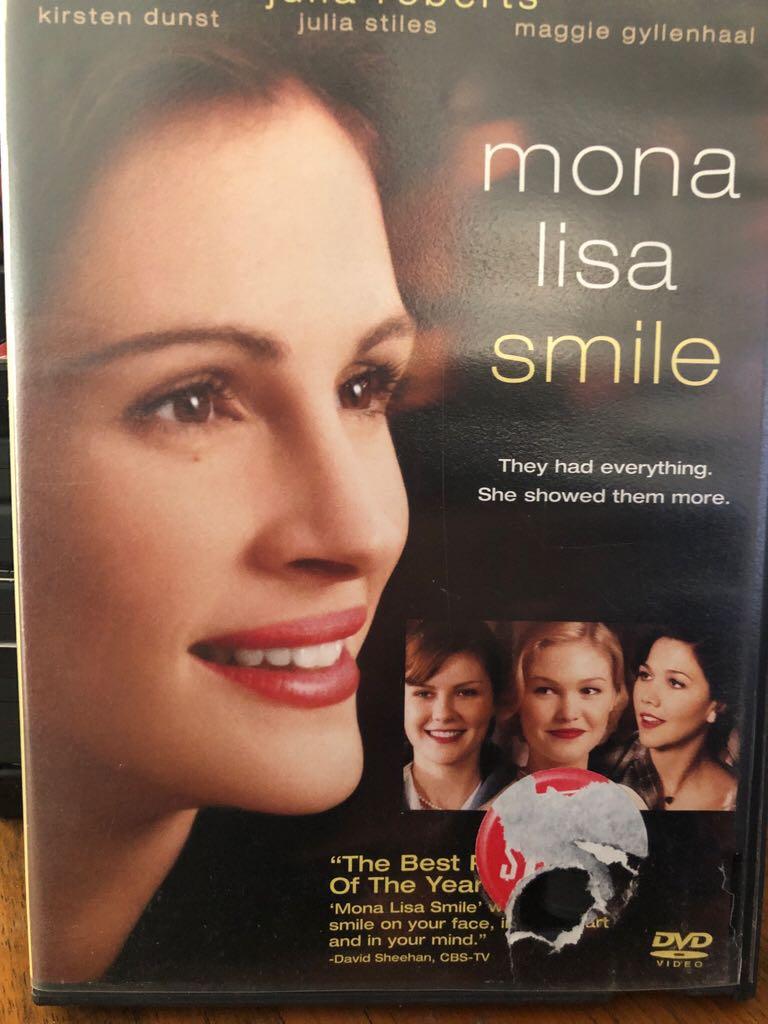 Mona Lisa Smile -  cover