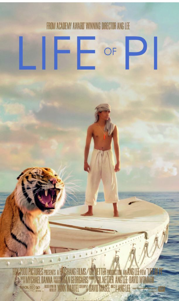 Life Of PI -  cover