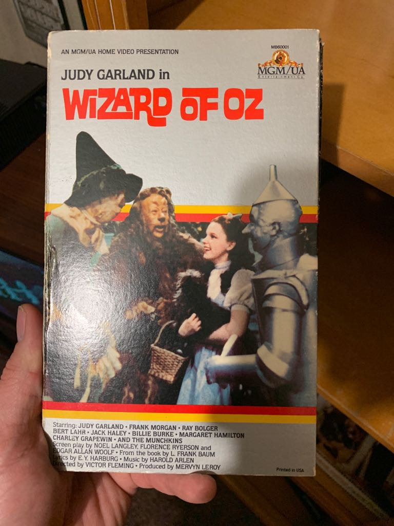 The Wizard Of Oz -  cover