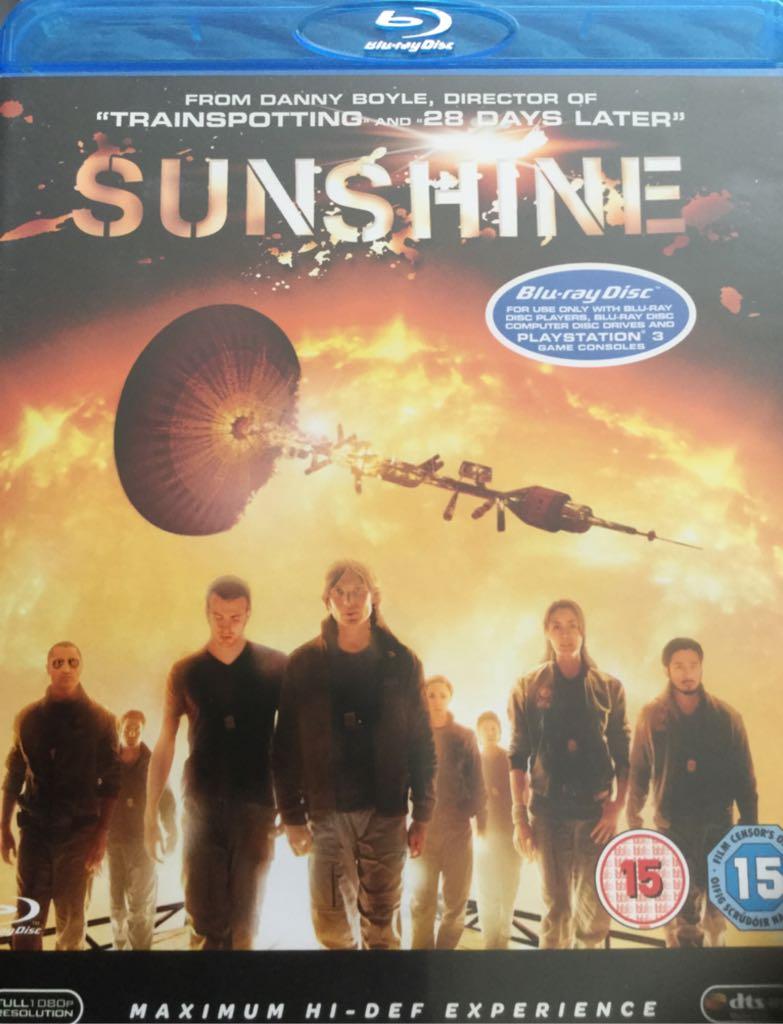 Sunshine -  cover