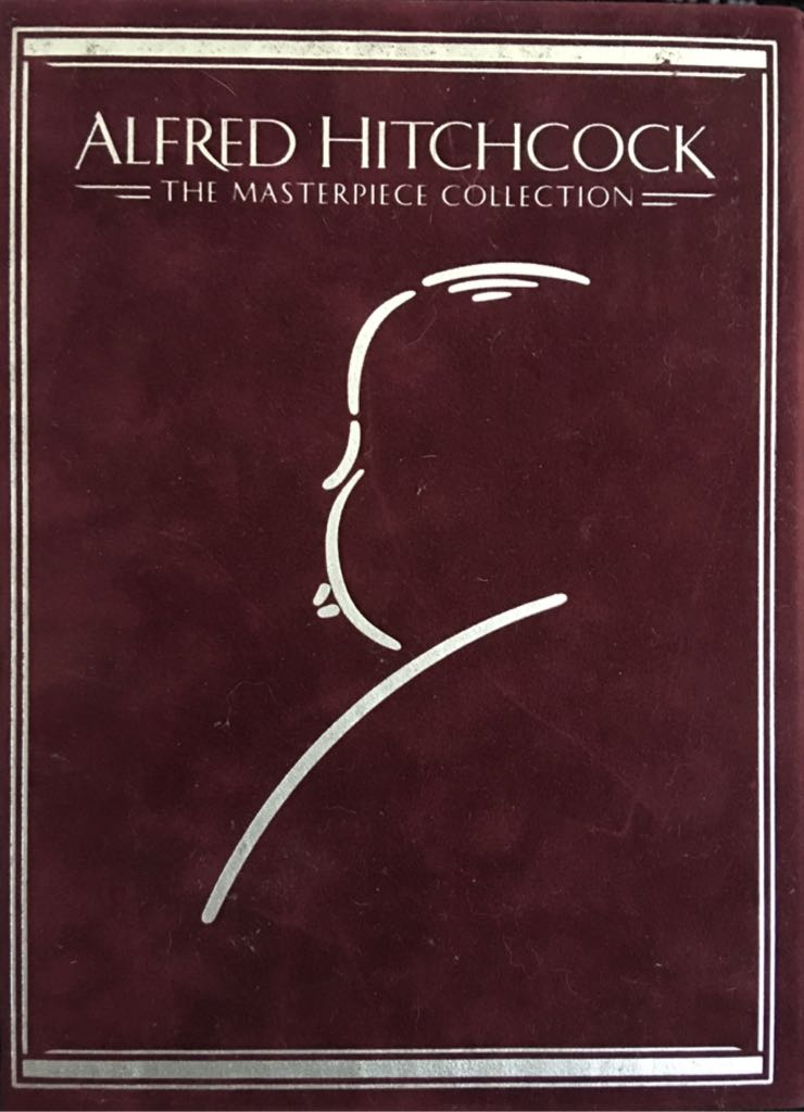 Alfred Hitchcock's Saboteur -  cover