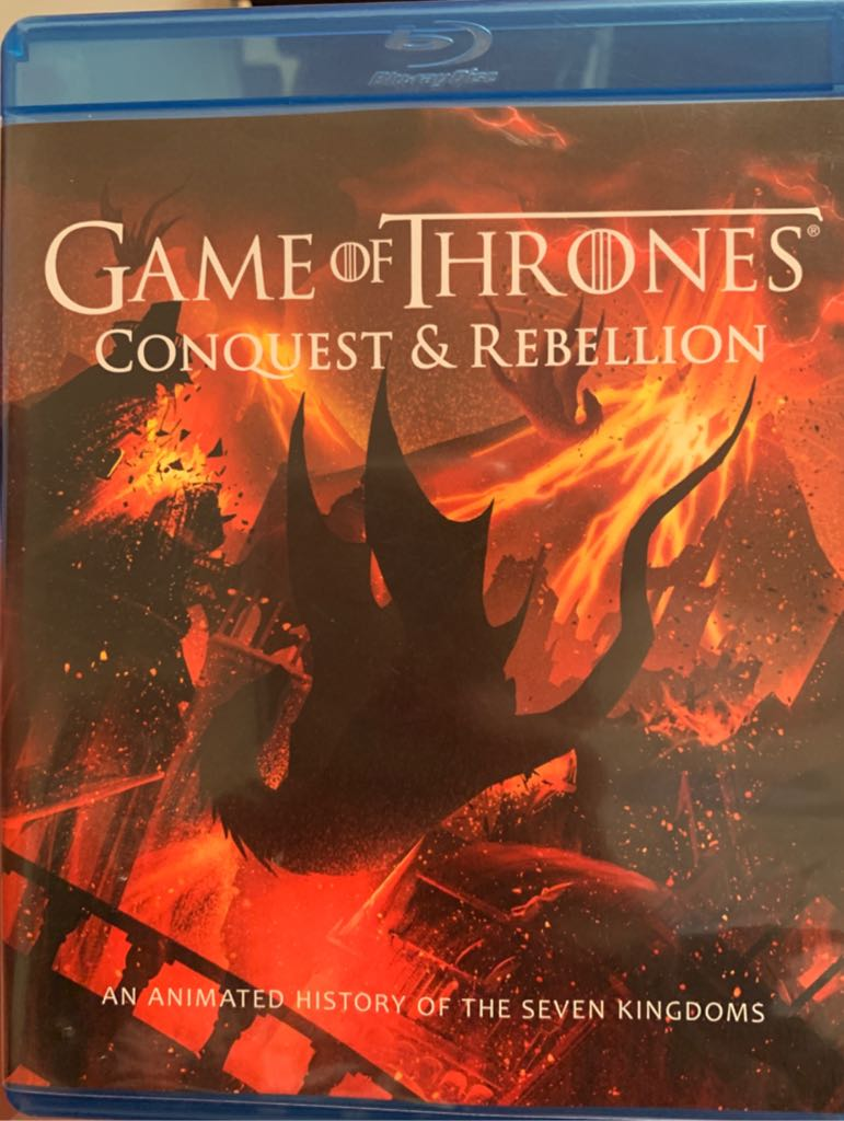 Game Of Thrones Conquest & Rebellion -  cover