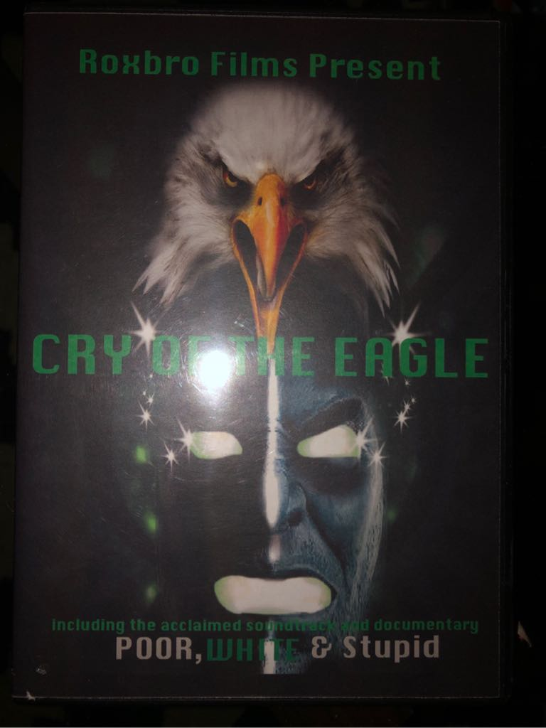 Cry Of The Eagle -  cover