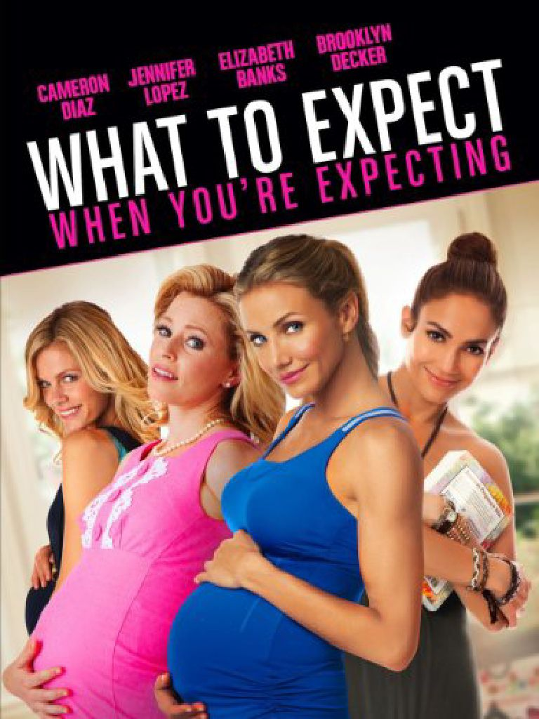 What To Expect When You're Expecting -  cover