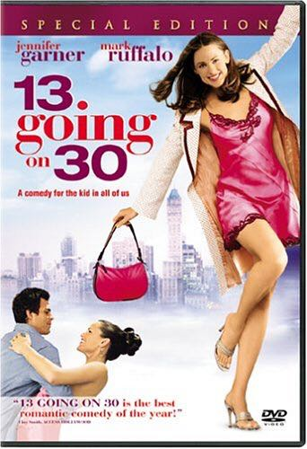 13 Going on 30 -  cover