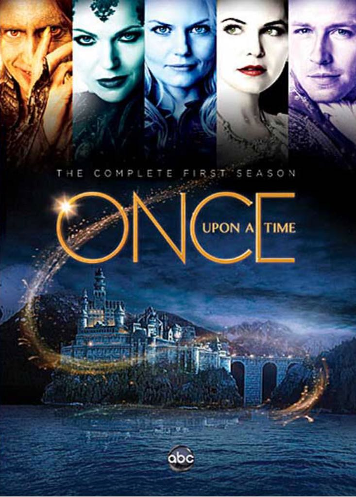 Once Upon A Time -  cover