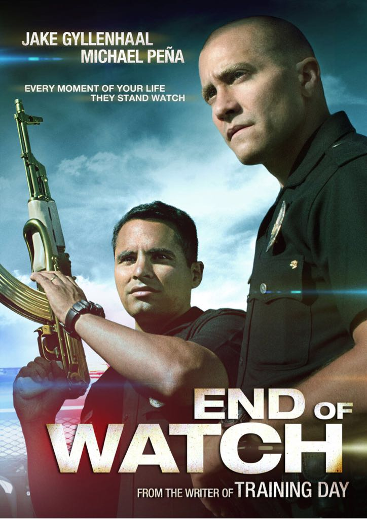 End Of Watch -  cover