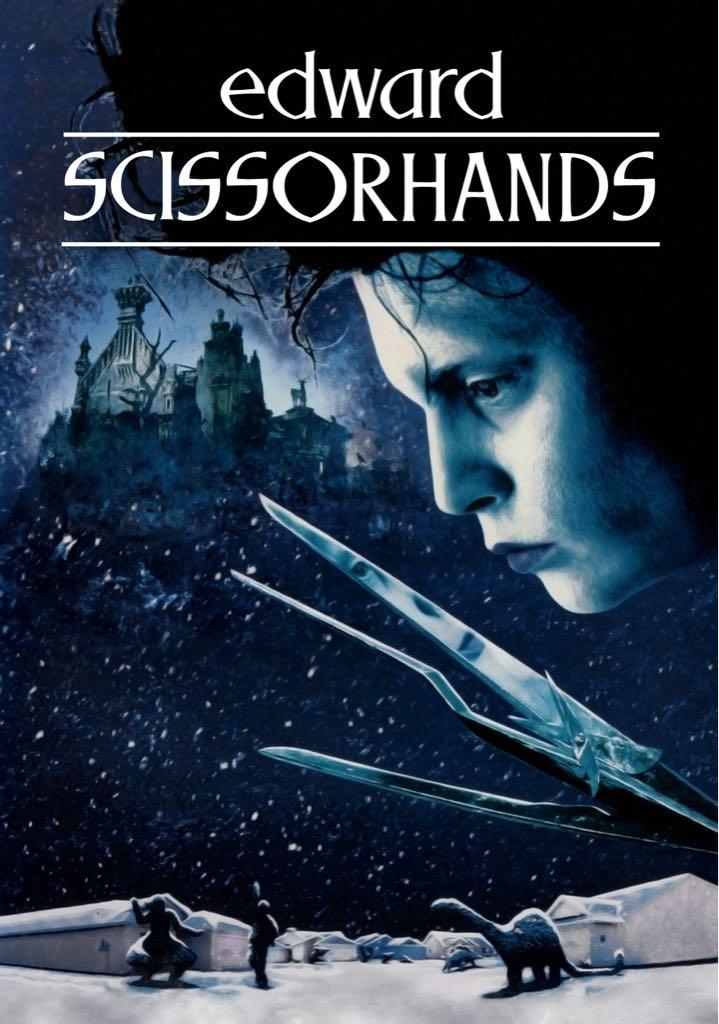Edward Scissorhands -  cover
