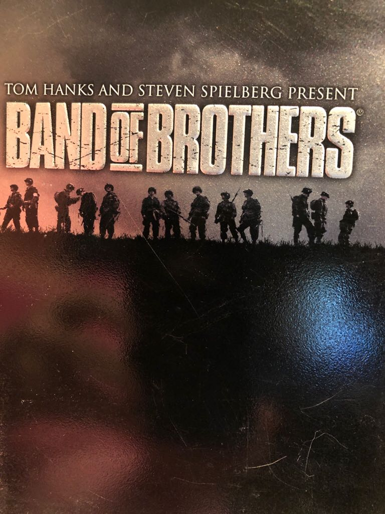 Band Of Brothers -  cover