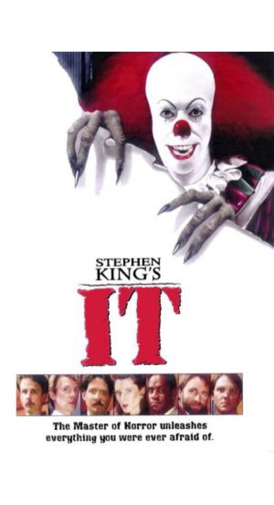It (1990) -  cover