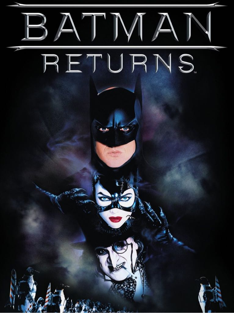Batman Returns -  cover