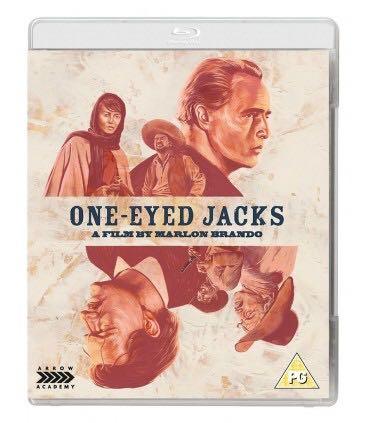 One-Eyed Jacks -  cover