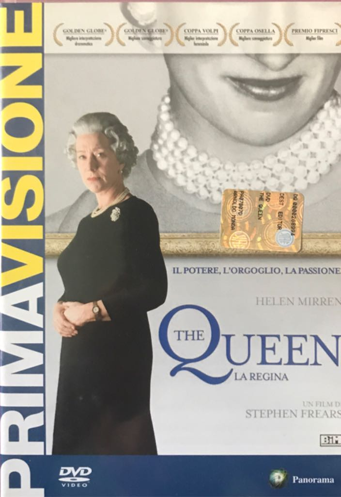 The Queen -  cover