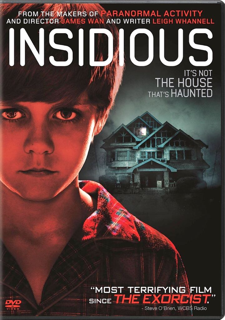 Insidious -  cover