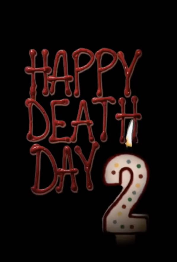 Happy Death Day 2U -  cover
