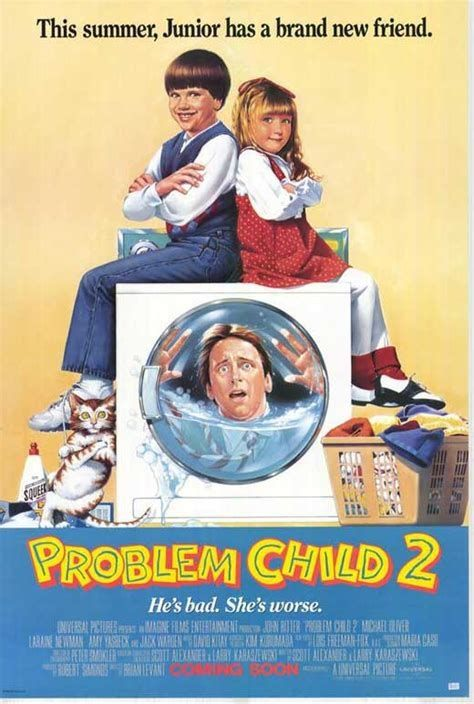 Problem Child 2 -  cover
