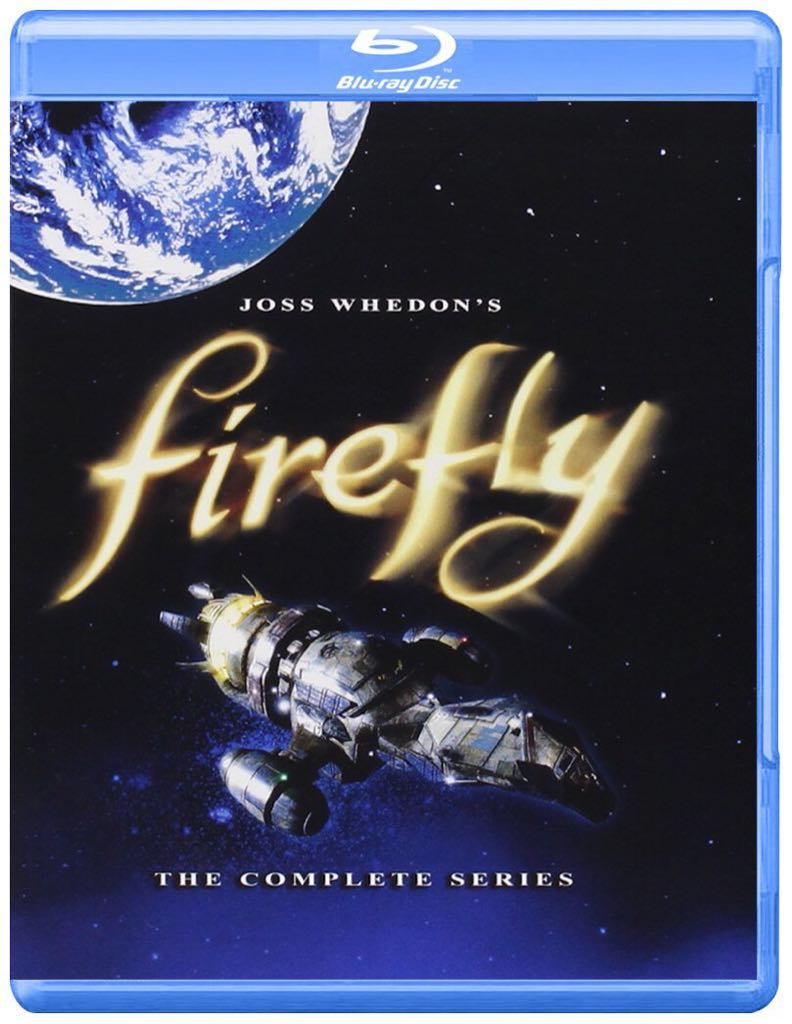 Firefly - The Complete Series -  cover