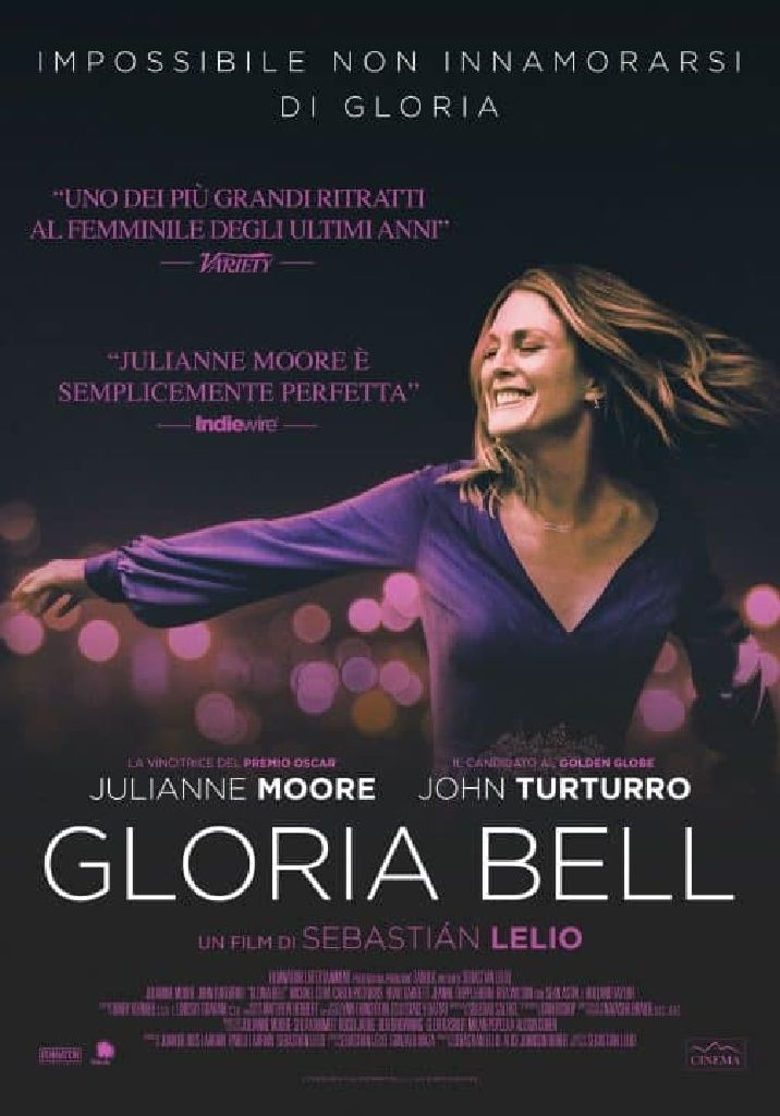 GLORIA BELL -  cover
