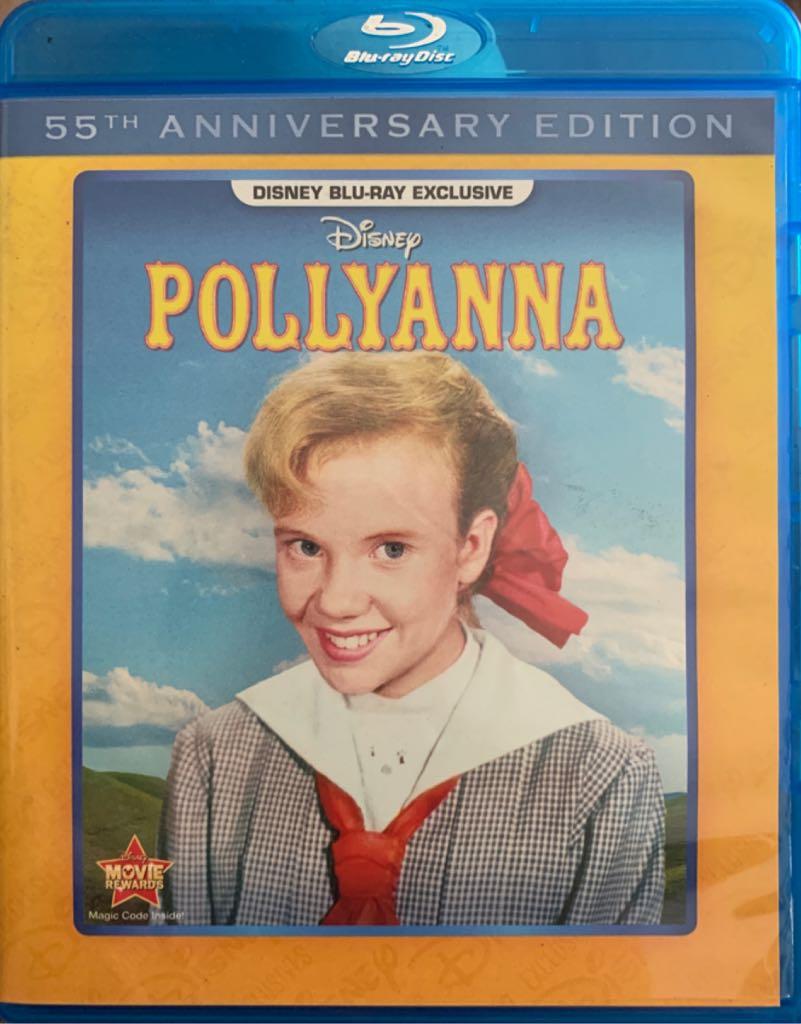 Pollyanna -  cover