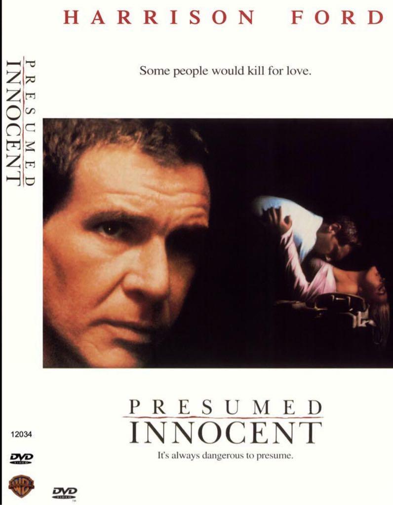 Presumed Innocent (VuDu) -  cover
