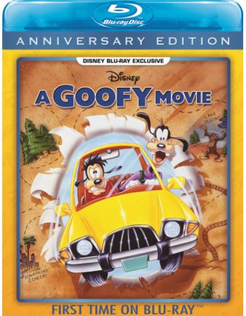 A Goofy Movie -  cover