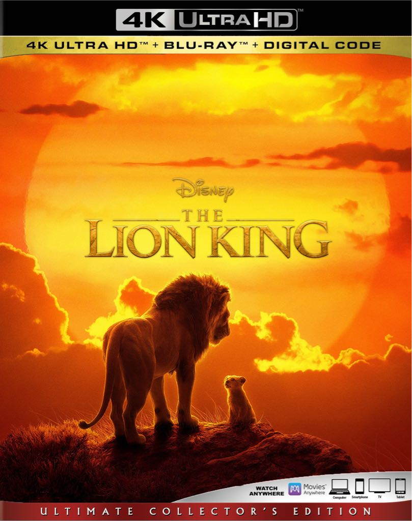 The Lion King -  cover