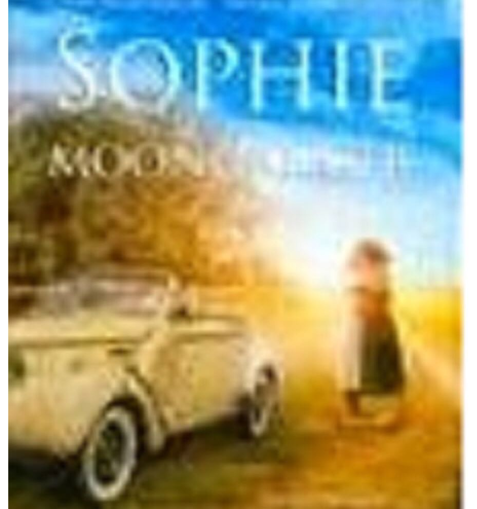Sophie And The Moonhanger -  cover