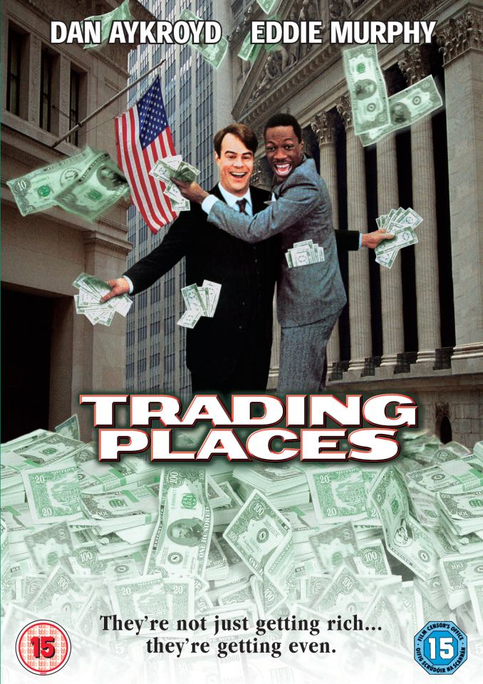 Trading Places -  cover
