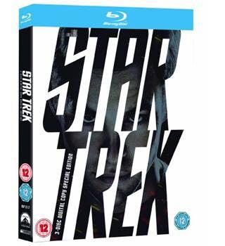 Star Trek 3-disc Digital Copy Special Edition -  cover