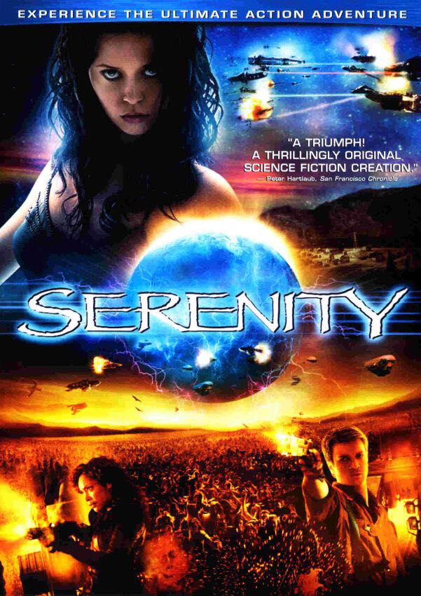 Serenity -  cover