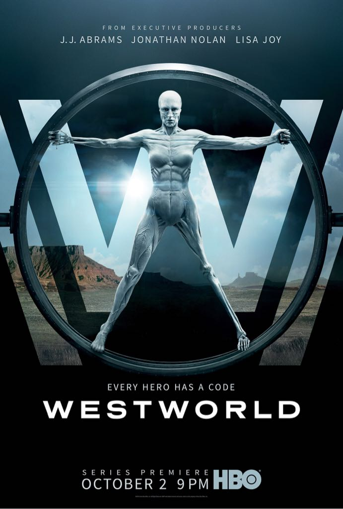 Westworld -  cover