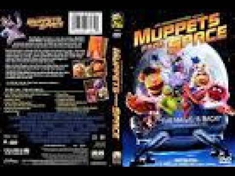 Opening to Muppet From Space 1999 DVD -  cover