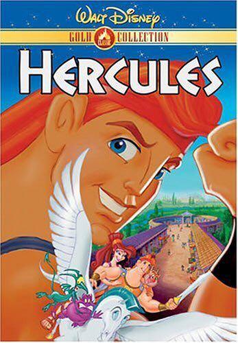 Hercules -  cover